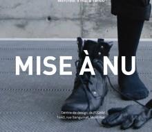 Mise à nu (MONTRÉAL))